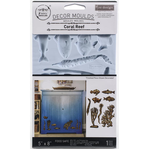 PRIMA   MOULDS  CORAL REEF