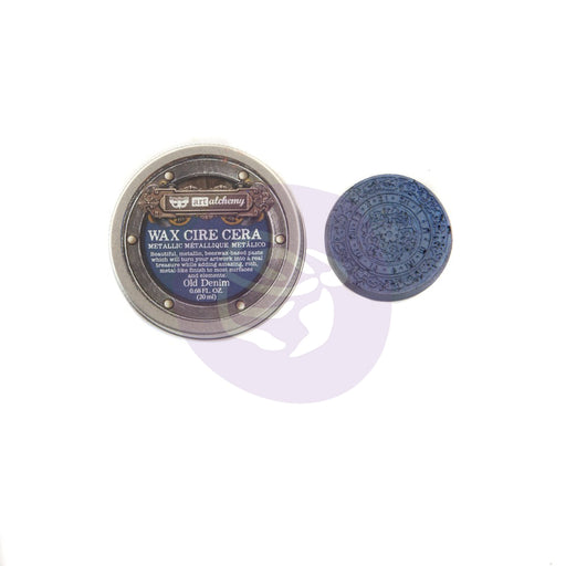 PRIMA FINNABAIR METALLIQUE WAX OLD DENIM