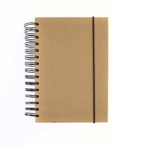 PRIMA ART DAILY CHIPBOARD   JOURNAL 5.5 X 8 KRAFT