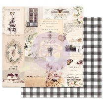 PRIMA 12 12 PAPER SPRING FARMHOUSE COLL BEAUTIFUL LIFE