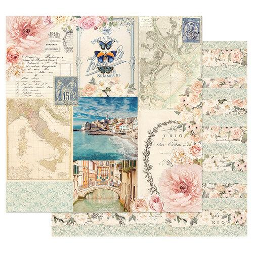 PRIMA CAPRI COLLECTION  12 X12 PAPER  MARINA GRANDE