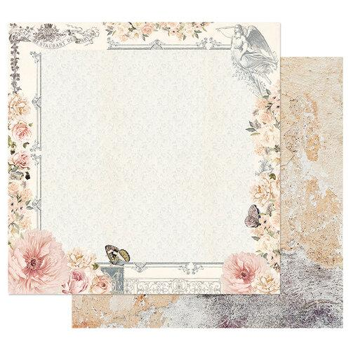 PRIMA CAPRI COLLECTION  12 X12 PAPER  CAPRI CAROLINA