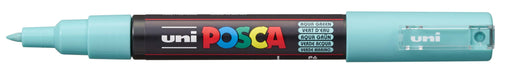 POSCA PAINT MARKER PC1M BULLET SHAPED  AQUA GREEN