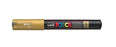 POSCA PAINT MARKER PC1M BULLET SHAPED  GOLD
