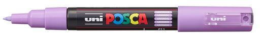 POSCA PAINT MARKER PC1M BULLET SHAPED LAVENDER