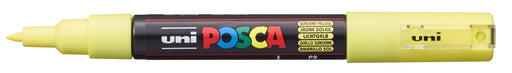 POSCA PAINT MARKER PC1M BULLET SHAPED  SUNSHINE YELLOW
