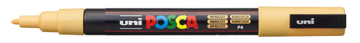 POSCA PAINT MARKER PC3M BULLET SHAPED  APRICOT