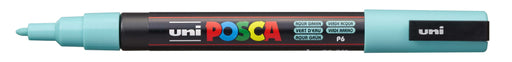 POSCA PAINT MARKER PC3M BULLET SHAPED  AQUA GREEN