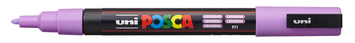 POSCA PAINT MARKER PC3M BULLET SHAPED  LAVENDER