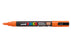 POSCA PAINT MARKER PC3M BULLET SHAPED ORANGE