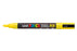 POSCA PAINT MARKER PC3M BULLET SHAPED YELLOW