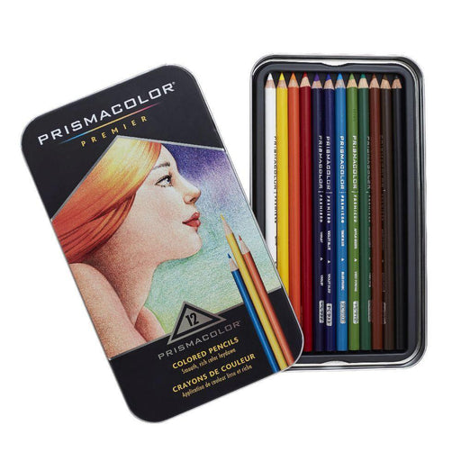 PRISMACOLOR PREMIER  PENCIL SET 12