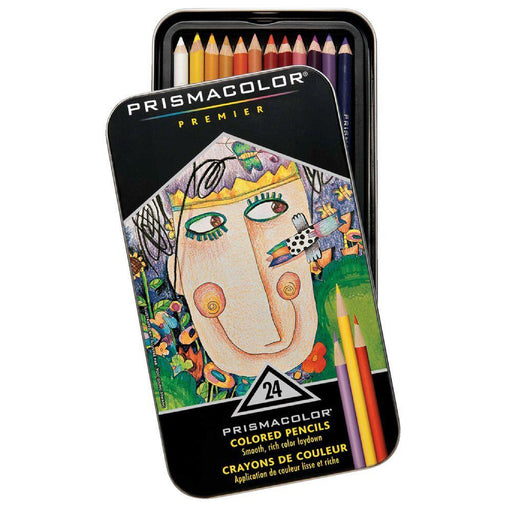 PRISMACOLOR PREMIER  PENCIL SET 24