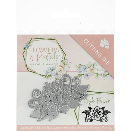 PRECIOUS MARIEKE DIE FLOWER IN PASTELS SINGLE FLOWER