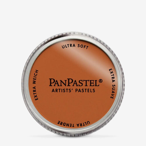 PANPASTEL  ARTISTS PASTELS  ORANGE SHADE