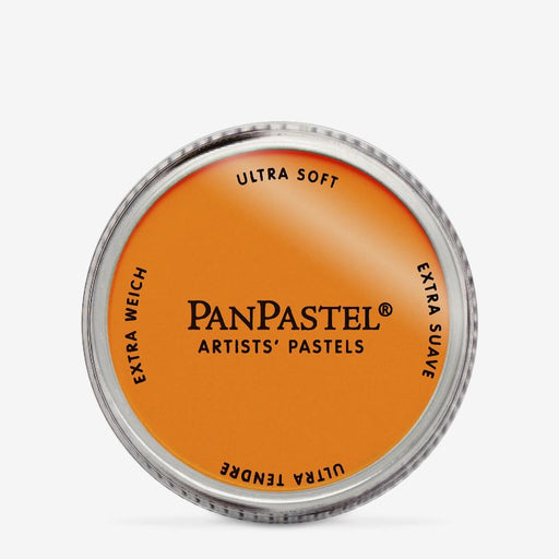 PANPASTEL  ARTISTS PASTELS  ORANGE