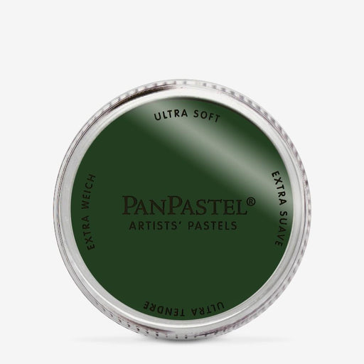 PANPASTEL  ARTISTS PASTELS  CHROM OX  GREEN  EXTRA DARK