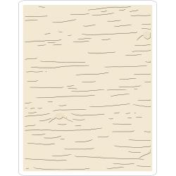 SIZZIX  TIM HOLTZ EMBOSSING FOLDER  BIRCH