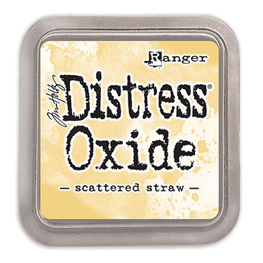 TIM HOLTZ DISTRESS OXIDES  PAD SCATTERED STRAW