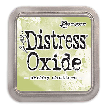 TIM HOLTZ DISTRESS OXIDES  PAD SHABBY SHUTTERS