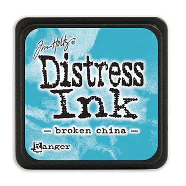 TIM HOLTZ DISTRESS MINI INK PAD BROKEN CHINA