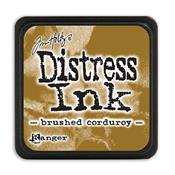 TIM HOLTZ DISTRESS MINI INK PAD BRUSHED CORDUROY