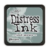 TIM HOLTZ DISTRESS MINI INK PAD ICED SPRUCE