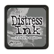 TIM HOLTZ DISTRESS MINI INK PAD HICKORY SMOKE