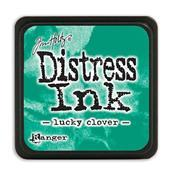 TIM HOLTZ DISTRESS MINI INK PAD LUCKY CLOVER