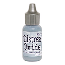 TIM HOLTZ DISTRESS OXIDES  RE INKER WEATHERED WOOD