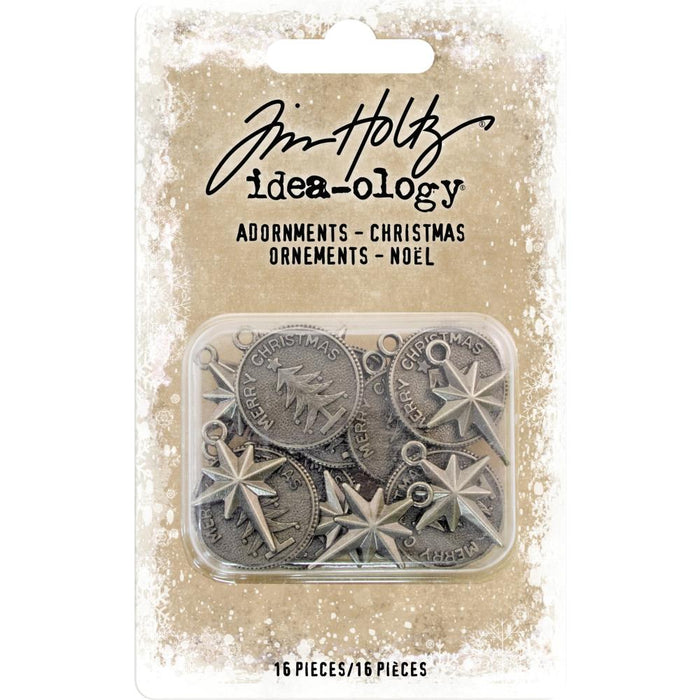 TIM HOLTZ IDEAOLOGY CHRISTMAS ORNEMENTS NOEL