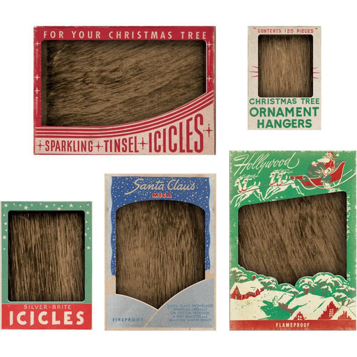 TIM HOLTZ IDEAOLOGY VIGNETTE BOX TOPS CHRISTMAS