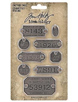 TIM HOLTZ IDEAOLOGY   FACTORY TAGS