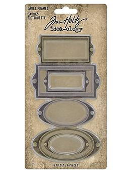 TIM HOLTZ IDEAOLOGY  LABEL FRAMES