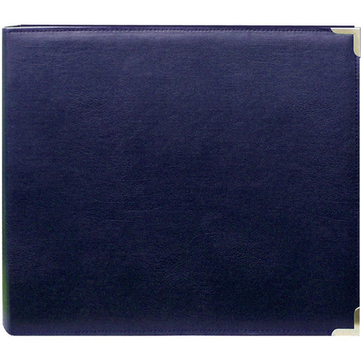 PIONEER 12X12 ALBUM  3 RING BINDER OXFORD NAVY