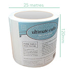 ULTIMATE CRAFTS DIECUT N BOND 25M X 12CM