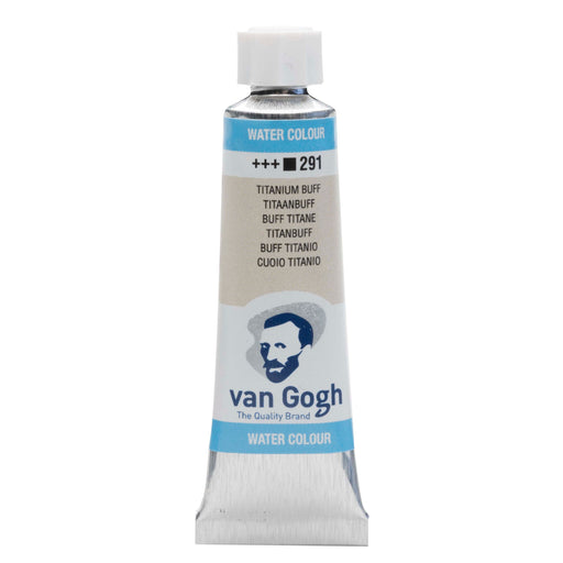 VAN GOGH WATER COLOUR TITANIUM BUFF