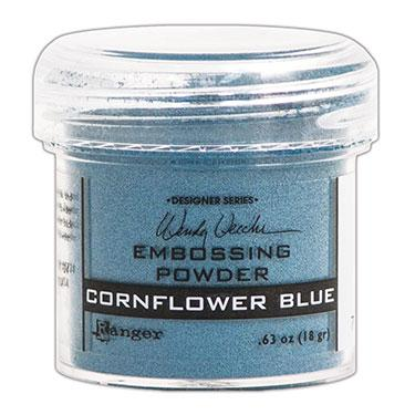 RANGER EMBOSSING POWDER WENDY VECCHI CORNFLOWER BLUE
