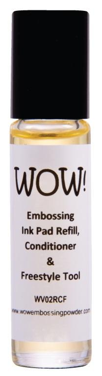 WOW EMBOSSING INK PAD REFILL FREESTYLE PAD