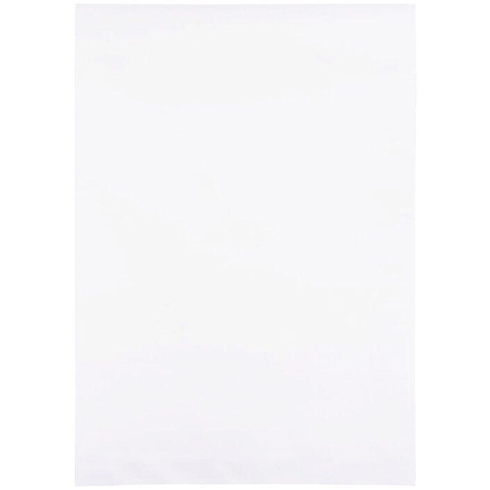 ENVELOPES 157X195MM WHITE PKT 25