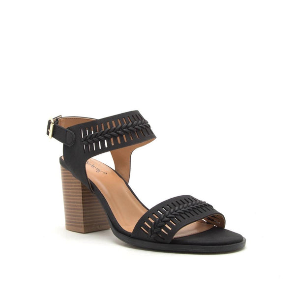 CARIS SANDAL (BLACK)