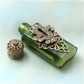 Limited Edition VintageMini Perfume Bottle 606