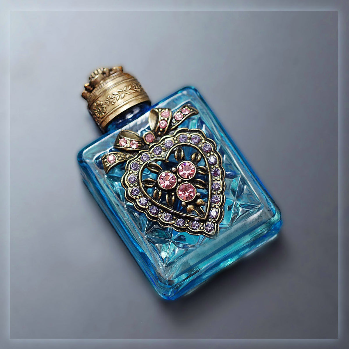 Limited Edition Mini Perfume Bottles - Sweet Romance Wholesale