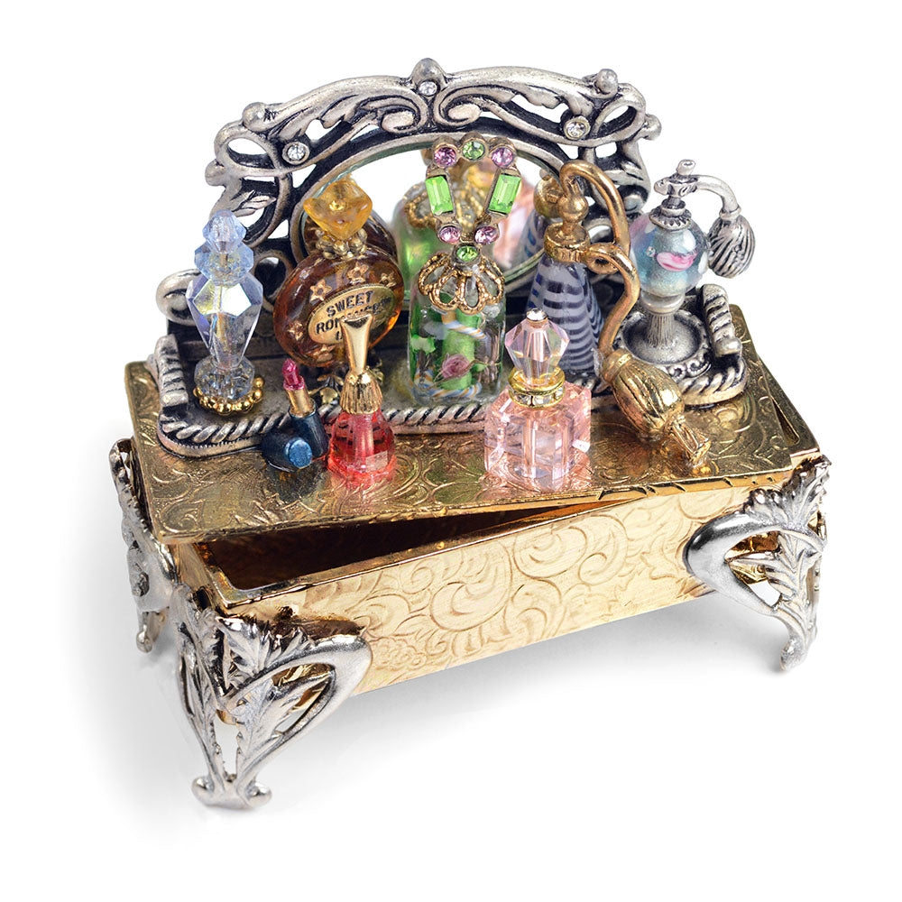 Miniature Perfume Tray Storybox BX300 - Sweet Romance Wholesale