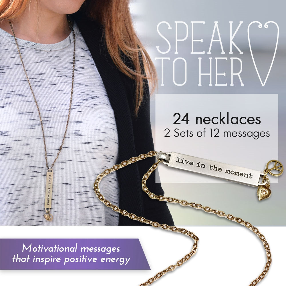 Speak to Her Heart Mother's Day Pre-Pak - Sweet Romance Wholesale