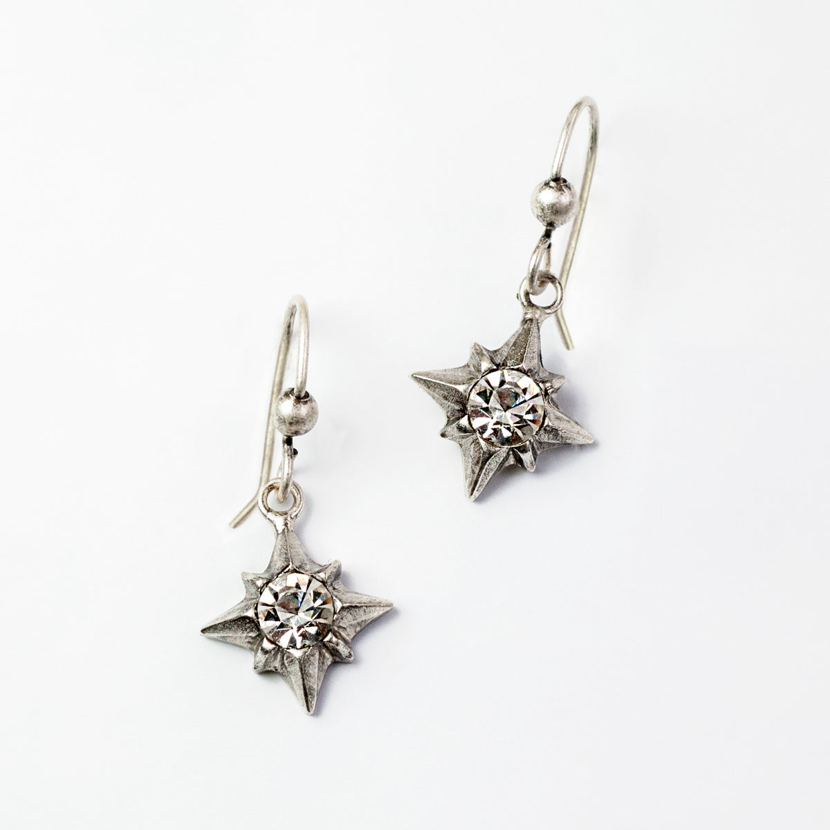 Statement Star Earrings E1496 - Sweet Romance Wholesale