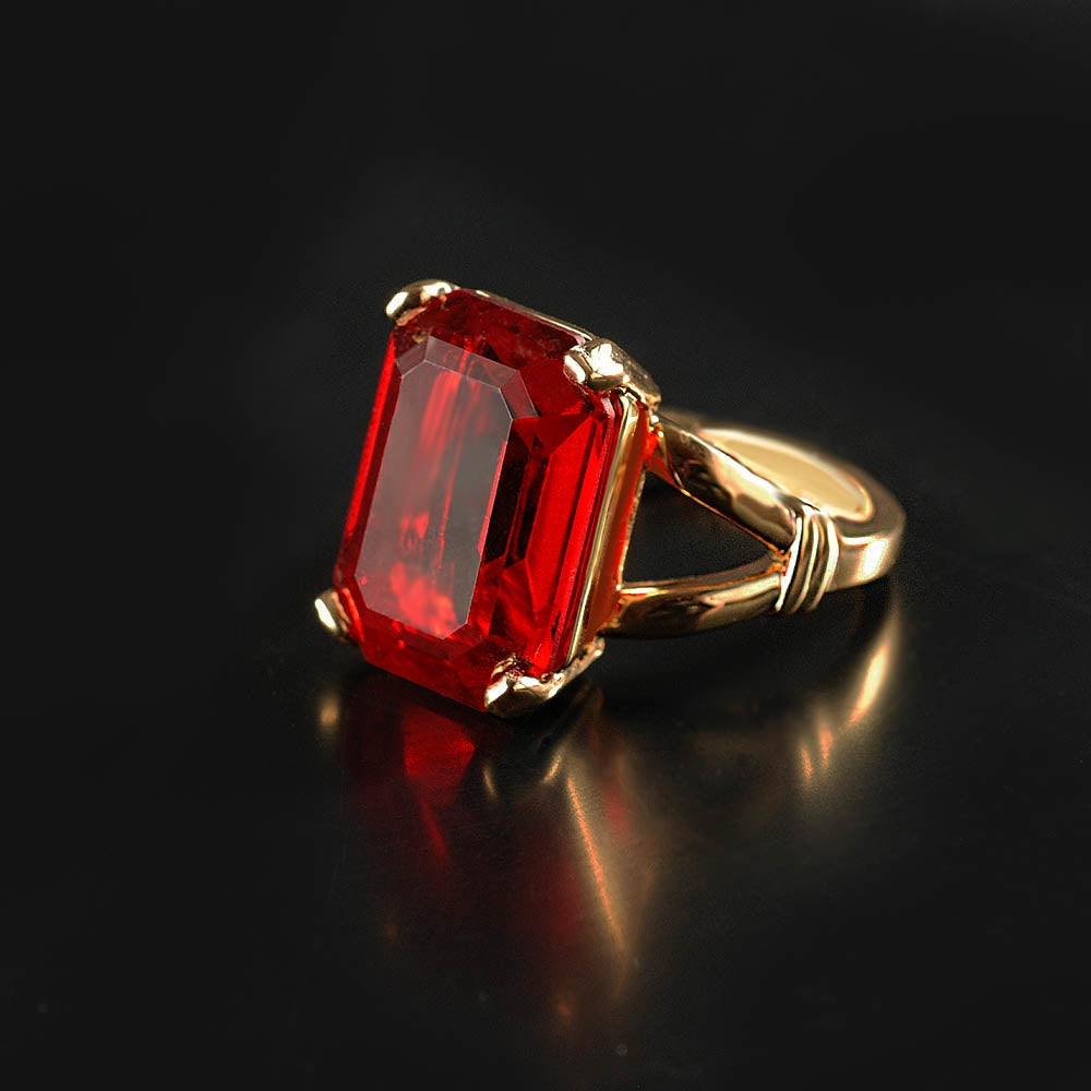 Elvira's Magic Ruby Ring - Sweet Romance Wholesale