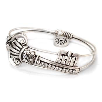 Key to Everything Bracelet OL_BR354 - Sweet Romance Wholesale