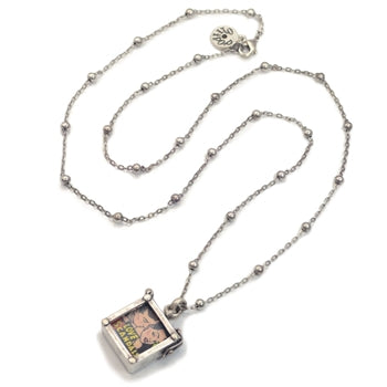 Photo Box Necklace N316