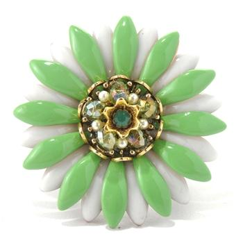 Daisy Flower Rings